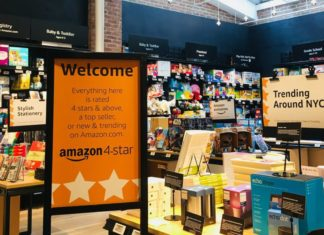 Amazon 4-Star Ladenkonzept, SoHo NYC