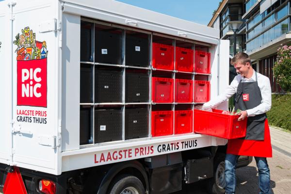 Online-Lebensmittel: Die geplanten EUR 200 Mio Umsatz von Picnic in den Niederlanden aus Schweizer Sicht