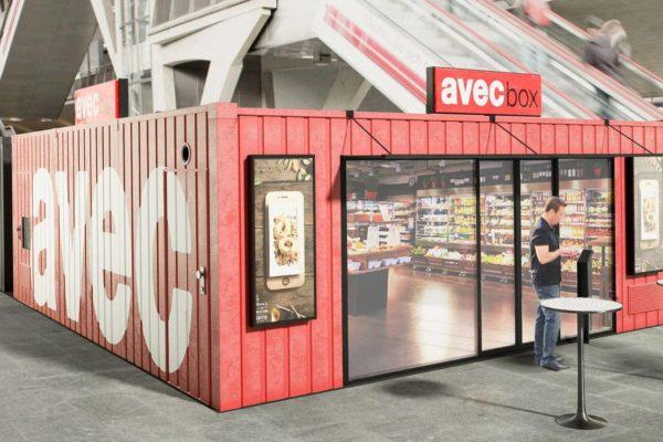 Avec Box: Das kassenlose Ladenkonzept von Valora