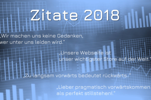 Digital Commerce Zitate 2018