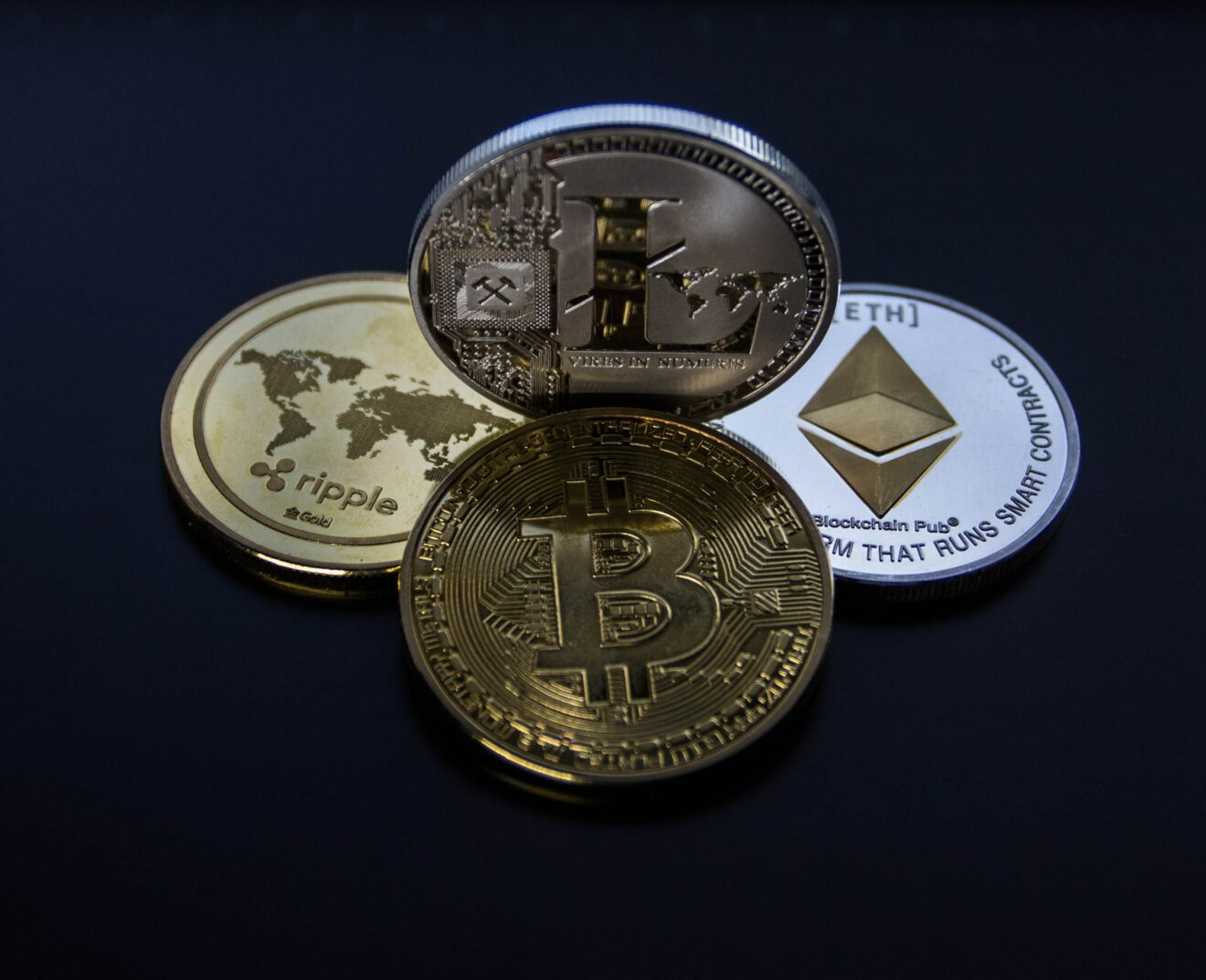 Mit Kryptowährungen bezahlen - jetzt auch bei Digitec Galaxus
