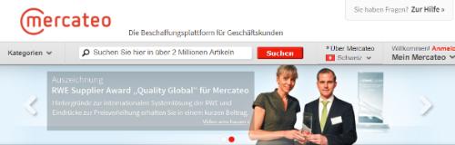 Mercateo (B2B-Marktplatz) – Gründung einer Schweizer Landesgesellschaft