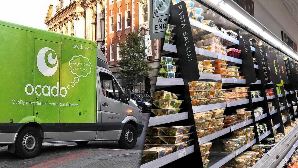 Marks & Spencer beteiligt sich mit 750 Mio. Pfund an Ocado. / Bild: Supermarktblog