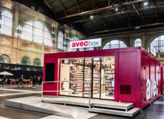 Avec Box von Valora im HB Zürich / Bildquelle: Valora