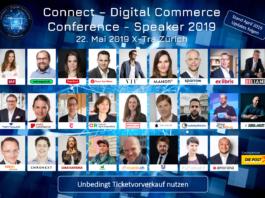 Speaker-Lineup der Extraklasse - Stand April 2019 (weitere Updates folgen)