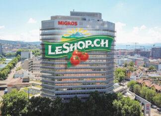 Migros-Zentrale in Zürich