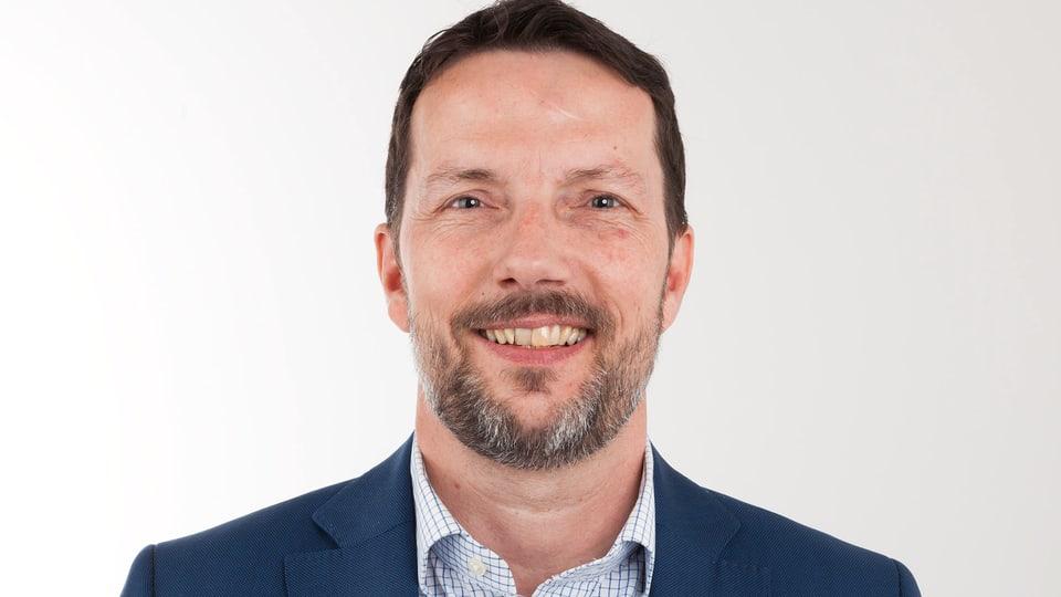 Urs Schumacher, CEO LeShop und dedizierter Chef MFO / Bild: Migros