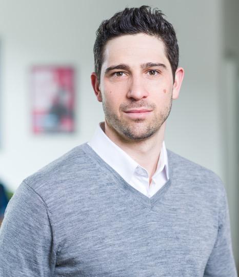 Dominic Mehr, CEO von Miacar