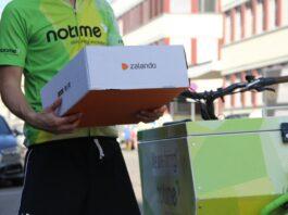Zalando testet Same-Day inklusive Cross-Border in Zürich