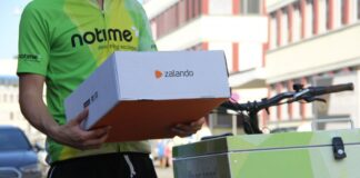 Zalando testet Same-Day inklusive Cross-Border in Zürich