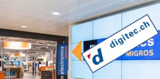 Aus der Melectronics Filiale in Langendorf wird zum Digitec Showroom