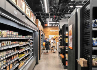 Amazon Go - Ladenkonzept und Sortiment / Photo: Supermarktblog