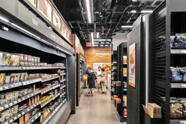 Amazon Go - Ladenkonzept und Sortiment / Photo: Supermarktblog