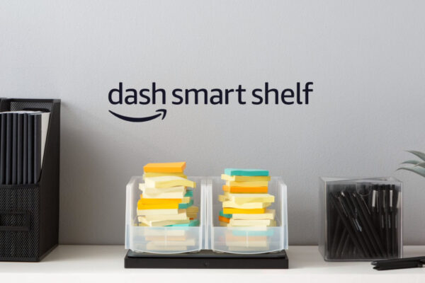 Amazon Dash Smart Shelf