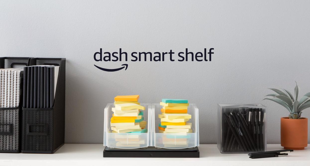 Amazon lanciert das Dash Smart Shelf für Business-Kunden, doch «wer hat's erfunden?»