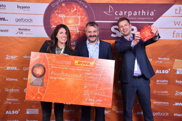 Die Startup-Award-Sieger 2015 bis 2019. Wer gewinnt dieses Jahr?