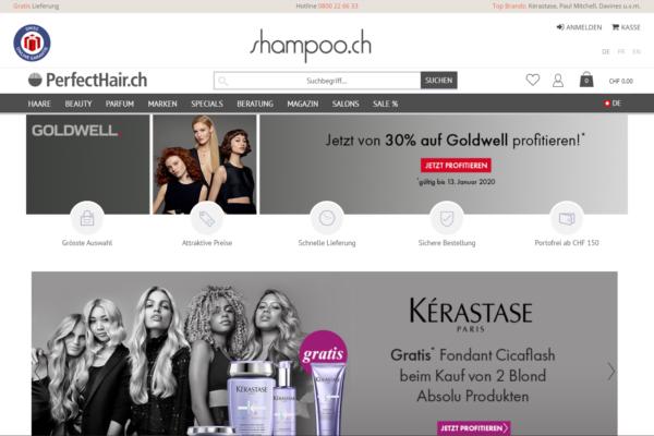 PerfectHair AG übernimmt shampoo.ch GmbH