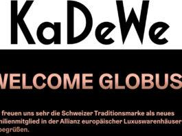 Startseite von kadewe.de