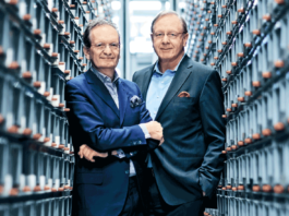 Walter Oberhänsli, CEO, und Stefan Feuerstein, Präsident des Verwaltungsrats, Zur Rose Gruppe / Bild: zur Rose