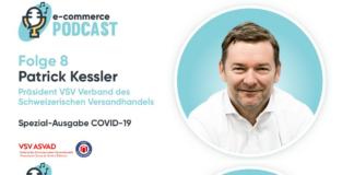 Ecommerce-Podcast Spezial-Ausgaben zu Covid-19 mit Patrick Kesslerund Thomas Lang