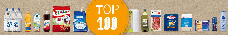 Coop@Home Top-100 Sortiment