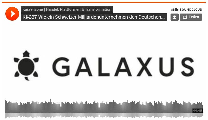 Wie kann Galaxus den deutschen Markt aufmischen?