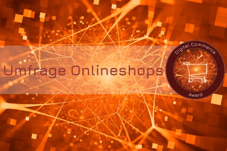Die Trends der Onlineshop-Umfrage: Customized Standardsysteme und mehrere Logistikdienstleister