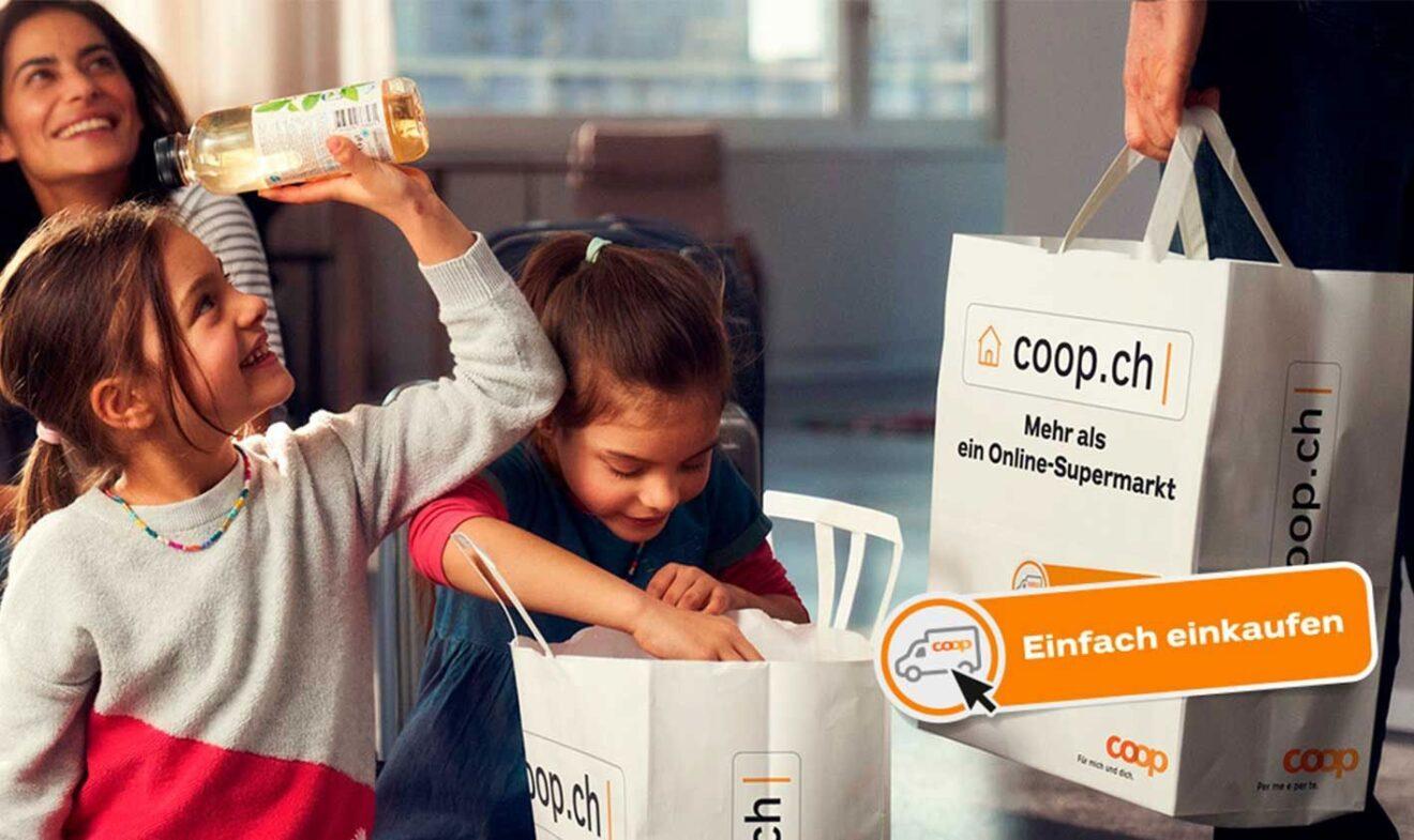 coop.ch Online-Supermarkt / Bild: coop.ch
