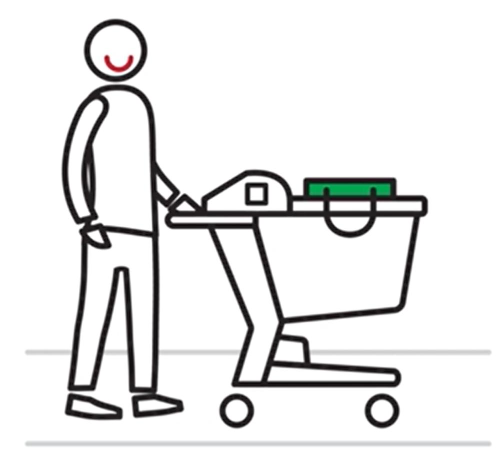 Amazon Dash Cart – die Revolution des Einkaufwagens?