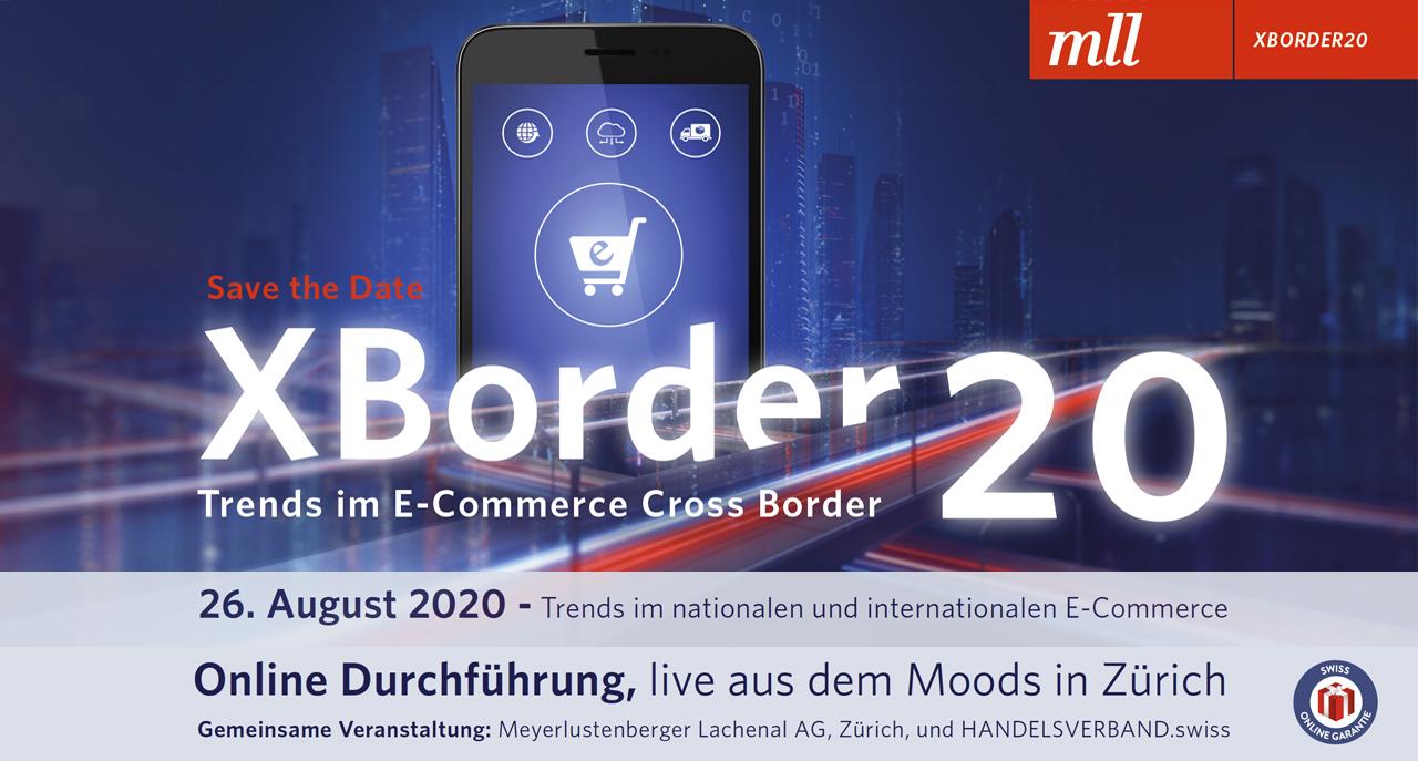 Xborder20 - als virtuelle Konferenz zu den rechtlichen Aspekten des nationalen und internationalen E-Commerce live aus dem Moods.