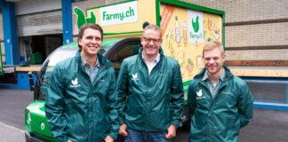 Dominique Locher, ex CEO LeShop, neuer VR bei Farmy.ch