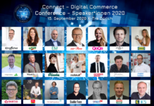 Connect - Digital Commerce Conference 2020 - Speaker-Lineup