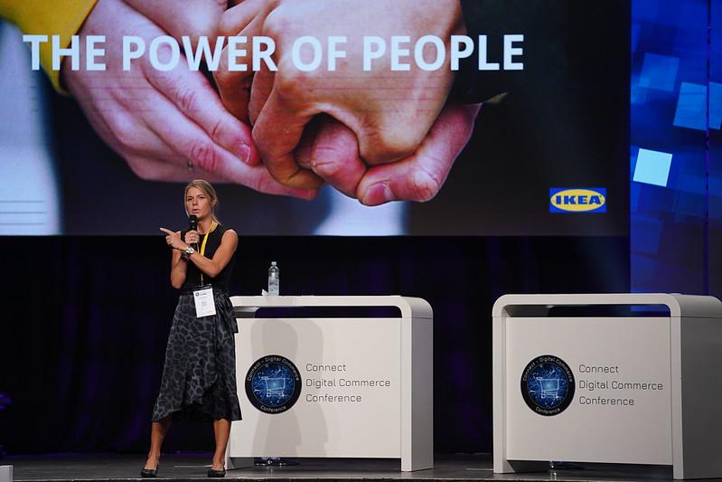 IKEA - The power of people - Videomitschnitt der #dcomzh