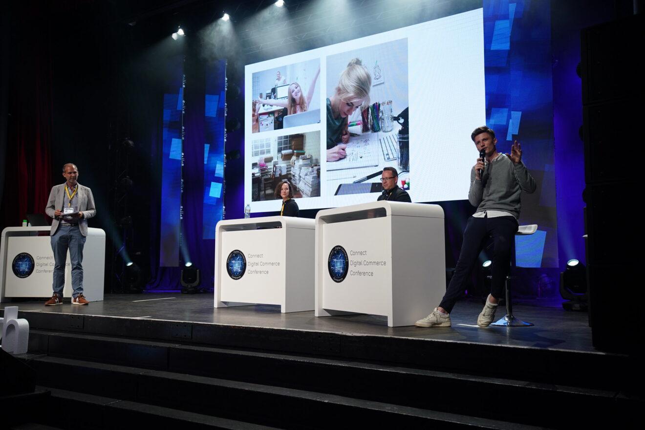 D2C-Panel – wie Marken und Hersteller die Endkunden direkt ansprechen - Videomitschnitt der #dcomzh