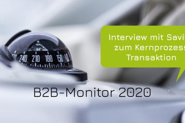 Erwartungen im Transaktionsprozess (B2B-Monitor)