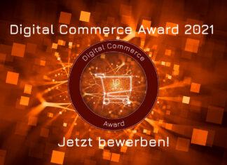 Jetzt für den Digital Commerce Award bewerben