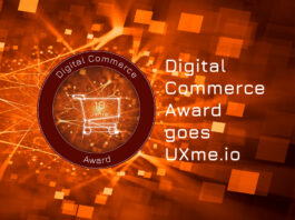 Digital Commerce Award goes UXme