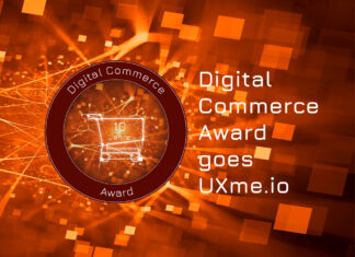 Digital Commerce Award goes UXme
