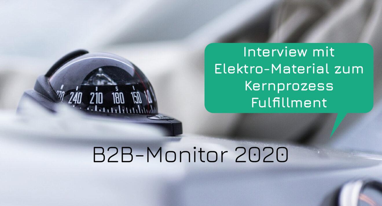 Vom Blindflug im Fulfillment zum Wettbewerbsvorteil (B2B-Monitor)
