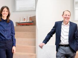 Alexandra Scherrer überninmt die Geschäftsführung der Carpathia AG von Thomas Lang