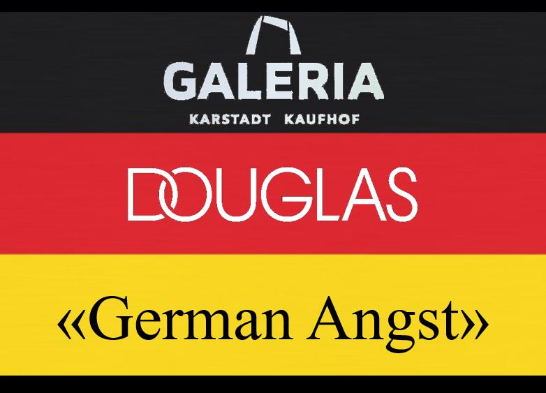 «German Angst»: Zögern statt radikale Massnahmen im stationären Handel