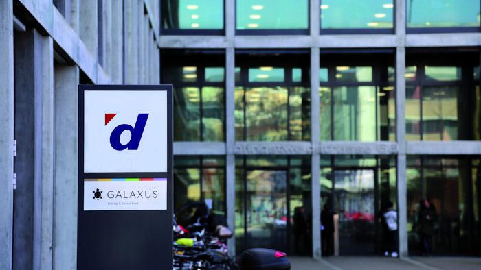 Hauptsitz von Digitec Galaxus im Technopark in Zürich - Quelle: Digitec Galaxus